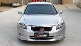 Honda accord 2008 manual kilometer redah