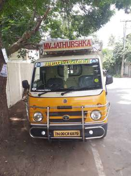 Tata Ace வாடகை வரப்படும் and water supply
