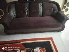 Maharaja Deluxe sofa with 2 chair