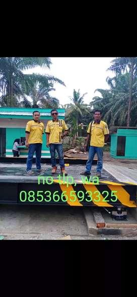 Timbangan truk scale