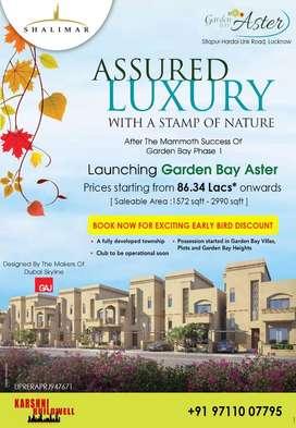 Premium Villas Starts at 86.34 Lakh* - Shalimar Garden Bay Aster