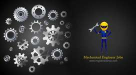 Job opening for BE Mechanical Engineer