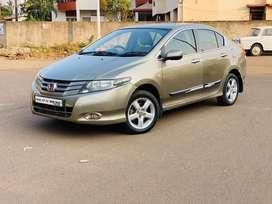 Honda City 2011-2013 1.5 S AT, 2011, Petrol