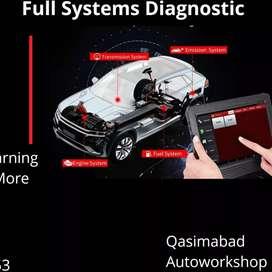 Auto scanning & Diagnosis