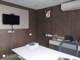 Fully furnished office on rent at newtown near City centre 2