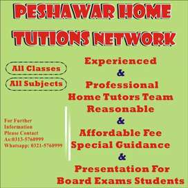 Hayatabad Home Tuitions Services