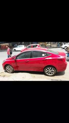 Hyundai Verna 1.6 Auto transmission