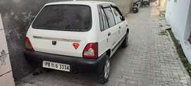 Maruti 800 super chilled ac with allowys