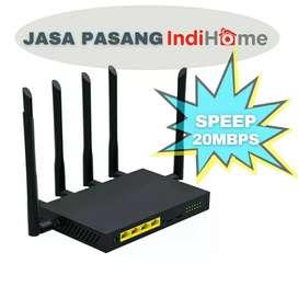 Paket Promo Wifi Indihome Harga Super Murah