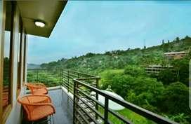 Disewakan villa view mountain udara sejuk