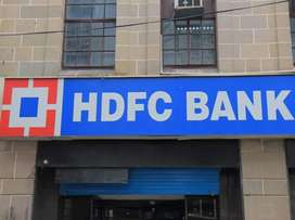 Urgently hiring in Meerut hdfc bank..