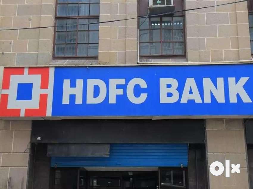Urgently hiring in Meerut hdfc bank.. 0