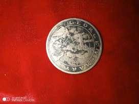 George v Mary coin
