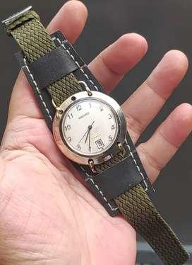 Jam Saku SEIKO 6602 manual winding   Original