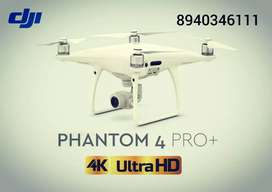 Rent Helicam DJI Phantom 4 Pro+ Drone Wedding Photography Videography