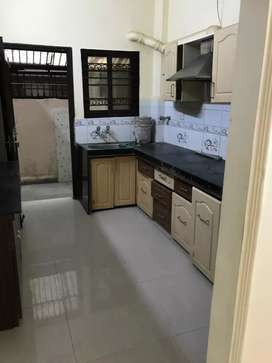 2bhk semi farnished flat for rent in saket nagar very fine colony