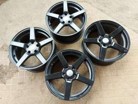 innova,crysta,cretta,duster,terrano,etc vehicle's using 17 alloy wheel