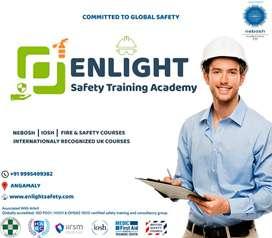 Nebosh-safety officer Job Training(Kerala's Best academy for safety)