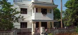 Mannuthy vellanikara house for lease