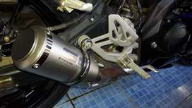 Sc project exhaust with Bend pipe r15v3