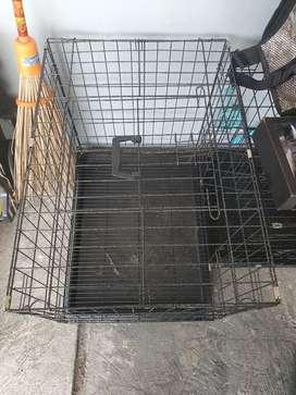 Kandang kucing ukuran 70x70x50
