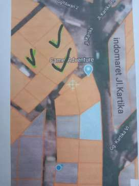 Jual Cepat Tanah Strategis dan Komrsial belakang kampus UNS (BU)