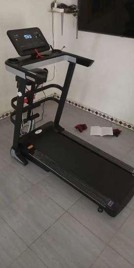 The best New Treadmill elektrik 3 fungsi by Genova sport clas ungguln