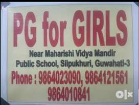 PG for girls and working women ..