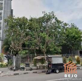 Dijual bangunan komersil dilokasi premium di Jalan Magelang area usaha