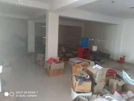 A commercial space at chirondi bodiya is available for rent