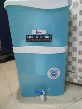 Qlkaline water purifier