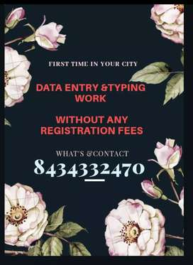 # NO CHARGES #NO REGISTRATION FEES #