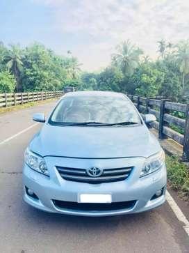 Toyota Corolla Altis 1.8 G full option petrol 2010