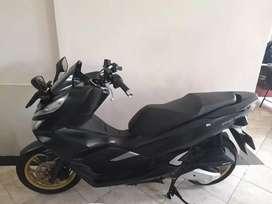 Honda pcx 150 cc thn 2019 cash /kredit bali dharma.motor