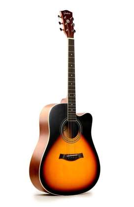Acoustic Guitar beanded 41 inch new