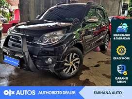 [OLX Autos] Toyota Rush 2016 TRD 1.5 Sportivo Bensin MT Hitam #Farhana