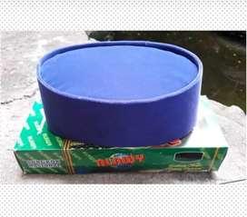 Songkok alawy biru di gresik