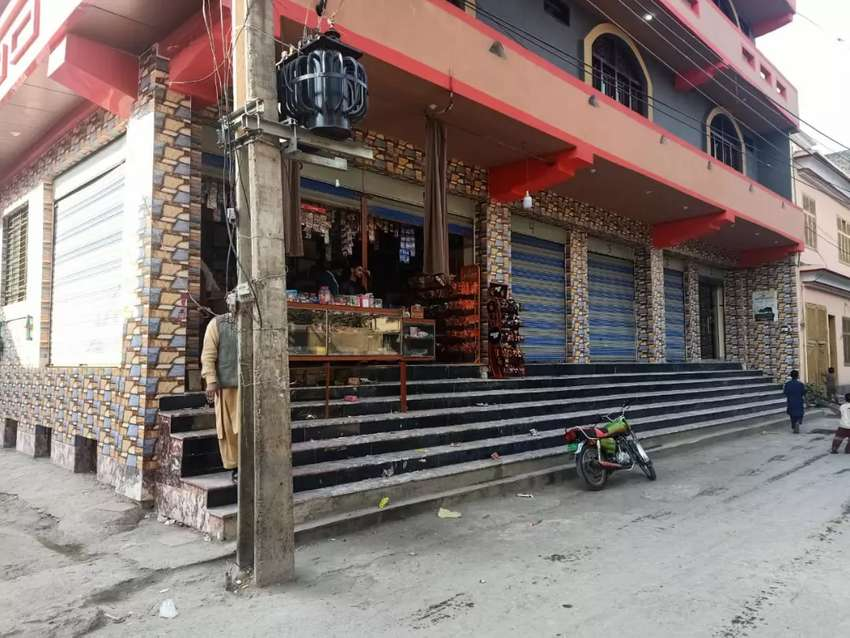 Shops for rent In Sikander town opposite lahore adda 0