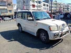 Mahindra Scorpio 2012 Diesel 76000 Km Driven