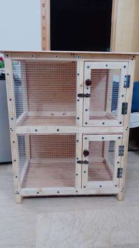 New Cage Awailable for Sale