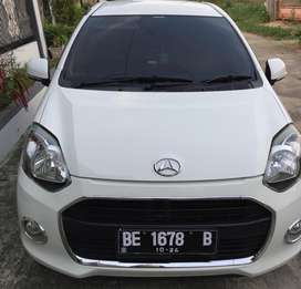 Ayla Type X Manual Oktober 2014, 85 juta (nego), Bandar Lampung
