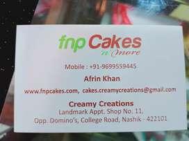 Cake delivery all nashik