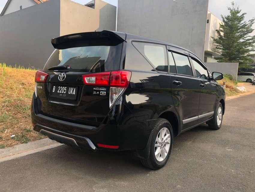 Toyota Innova 2018 G diesel AT km rendah 0