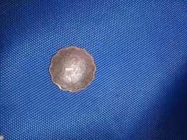 1 anna 1945 KING EMPEROR star shape coine year of 1945