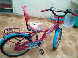 Tata Stryder girl's bicycle good condition