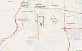 MAIN BOULEVARD A SIDE 5 MARLA PAIR PLOT  FOR SALE IN SEC C