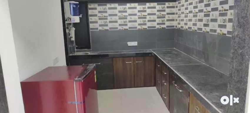 Urgent 2bhk full furnished flat on Rent for Girls in Jodhpur 0