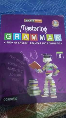 Mastering grammar a book of english grammar and composition