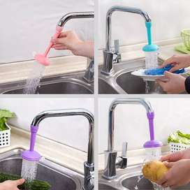 Silicone Kitchen Faucet Accessories Faucet Nozzle Tap Water-saving