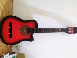 Di jual gitar flaminggo